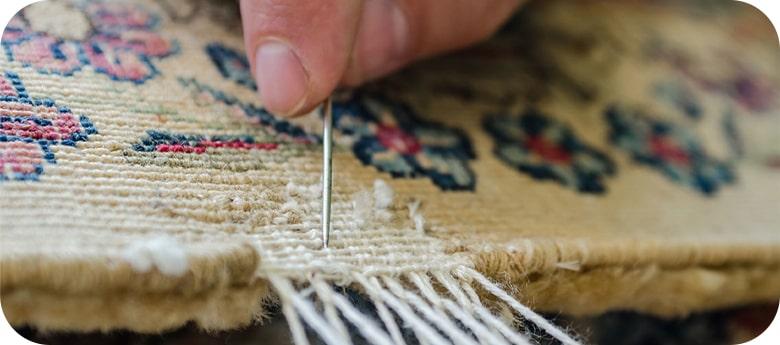 تعمیر قالی دستباف
